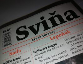 Sviňa, slovenské Pulp Fiction s trpkou príchuťou pravdy
