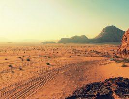 Rozhovory v púšti
